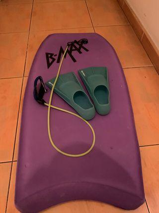 Tabla Bodyboard niño