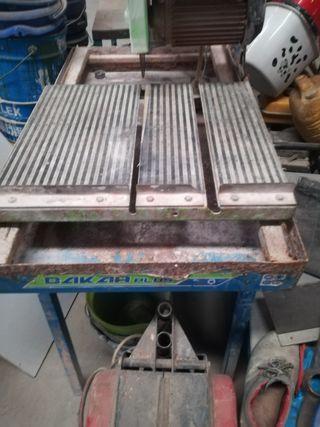 máquina corte