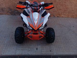 QUAD ATV 125 pantera marcha atrás NO MATRICULABLE