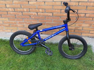 "Bici BMX Radio Dice 16"""