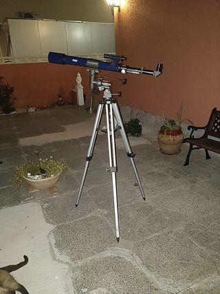 TELESCOPIO MUY COMPLETO