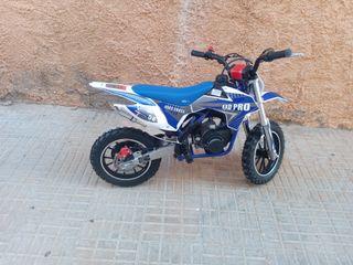 Motor 49cc minimoto KXD Desde 4 años