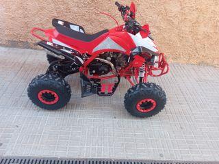 QUAD ATV 125 pantera automatico NO MATRICULABLE