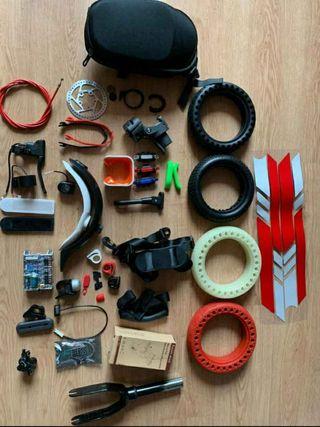 Piezas y Accesorios Patinete eléctrico Xiaomi M365