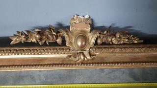 Galería antigua pan de oro