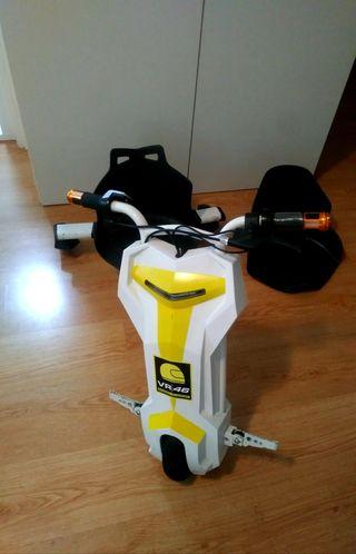 Patinete electrico Triciclo