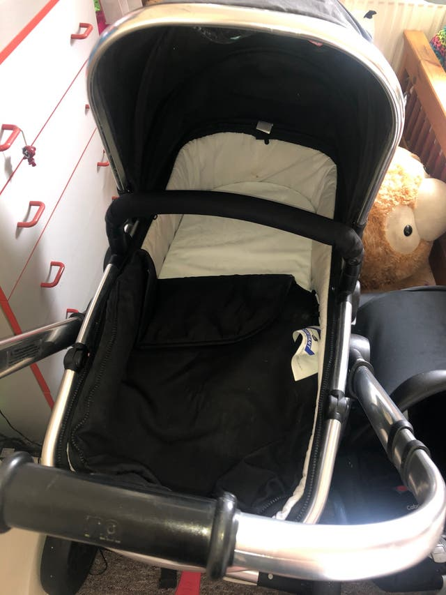 Mothercare 3 in 1 travel system with car seat