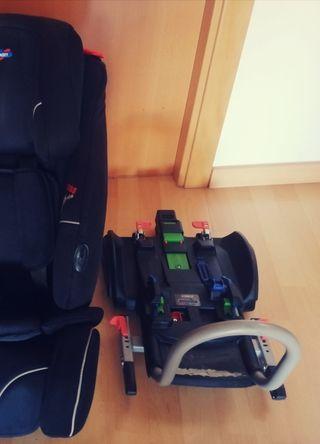 silla contramarcha klippan triofix recline