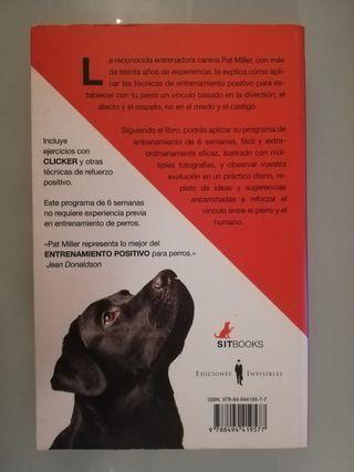"""Libro """"Entrenamiento positivo para perros"""""""