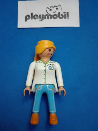 Playmobil veterinaria veterinario zoo hospital