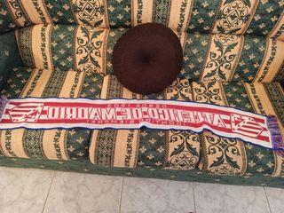 bufanda Atlético de Madrid ESCUCHO OFERTA