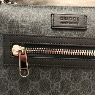 Authentic Gucci Messenger Bag SMALL