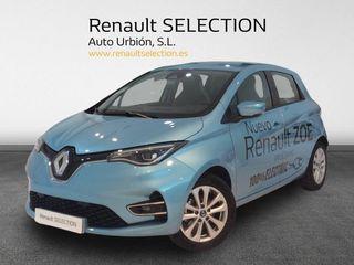 RENAULT RENAULT Nuevo ZOE Nuevo ZOE Intens 100 kW R135 Batería 50kWh