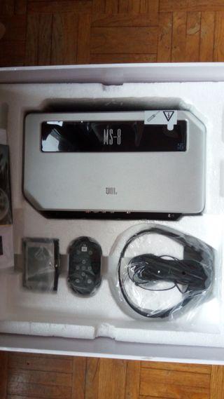 Procesador DSP de audio JBL MS-8 nuevo a estrenar