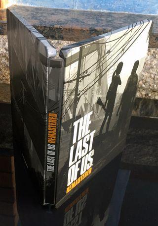The Last Of Us Remastered Steelbook (Europa) RARO