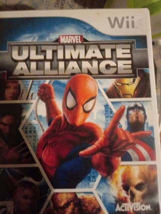 Marvel Ultimate Alliance para Wii