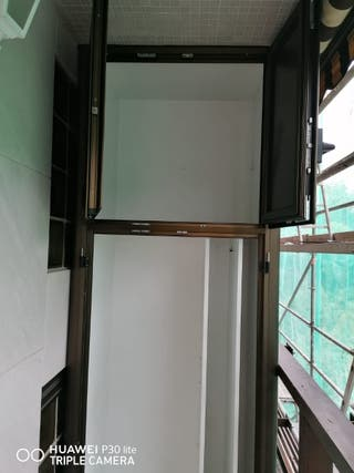 armario de pvc. nuevo