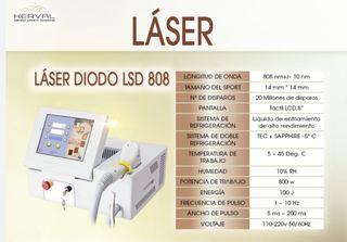 Láser diodo