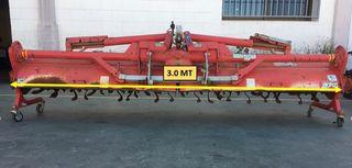 Rotovator para mini tractor