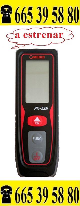 medidor laser distancias 30M PD53 MEDID