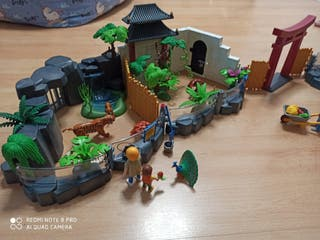Zoo veterinario Playmobil