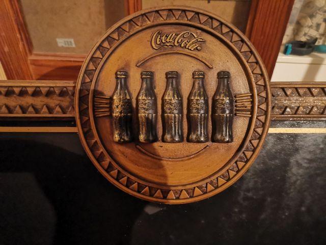 pizarra Coca-Cola