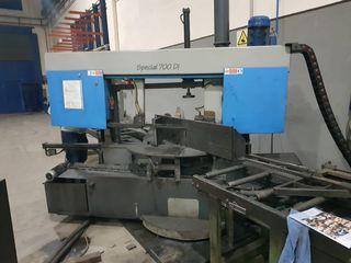 Sierra de cinta industrial