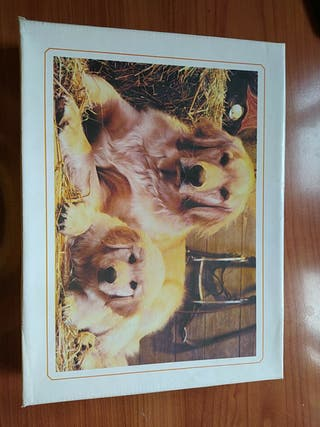 puzzle de perritos