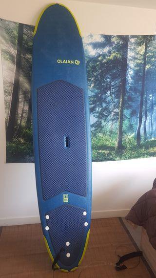 Tabla surf espuma olaian 500 8,6 100l Iniciacion