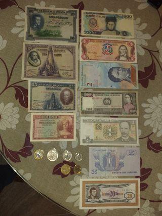 billetes de las antiguas pesetas !!