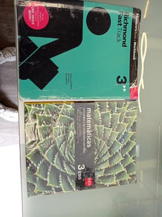 libros de 3 de ESO