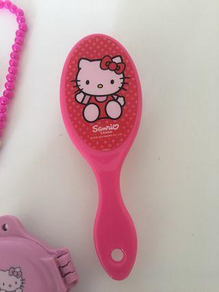 Pack de Hello Kitty . Niña. Princesa. Juguete.