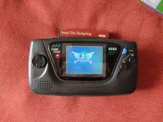 Sega Game Gear con caja
