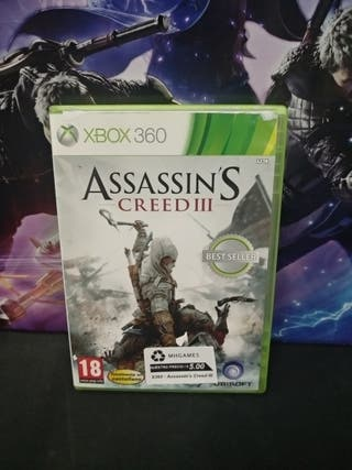 Xbox 360 - Assassin's Creed 3 (S)