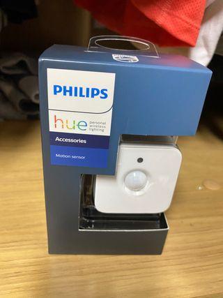 Detector movimiento Philips hue