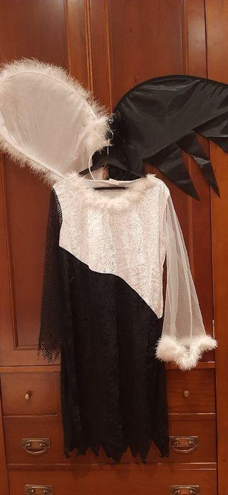 Disfraz Angel/ demonio niña