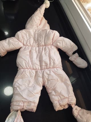 Mono para bebé de invierno