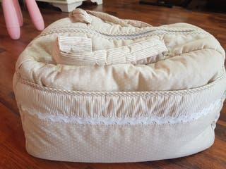 bolsa de viaje de bebé grande