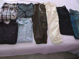lote ropa talla 38