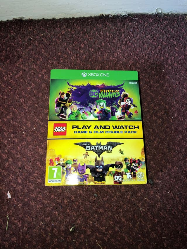 2 Xbox One games and 1 movie