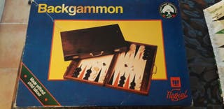 Backgammon Negiel.