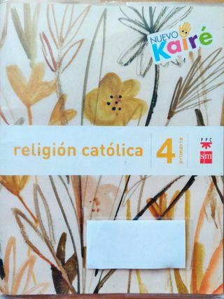Religión católica. 4°Primaria. Nuevo Kairé.