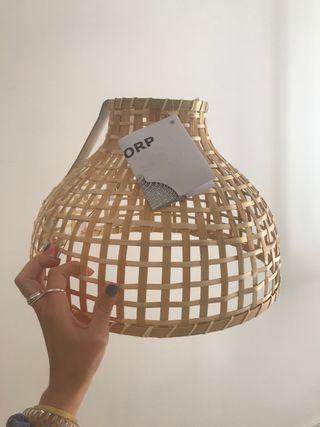 Pantalla lámpara Gottorp Ikea nueva de segunda mano por 15