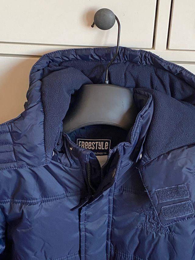 Abrigo invierno de chica