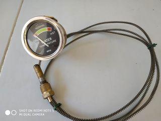 reloj tempeatura de agua