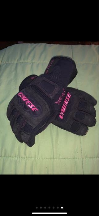 Dainese chica guantes moto