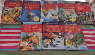 Colección El Reino de la Fantasía Gerónimo Stilton