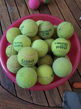 Pelotas de padel_tenis