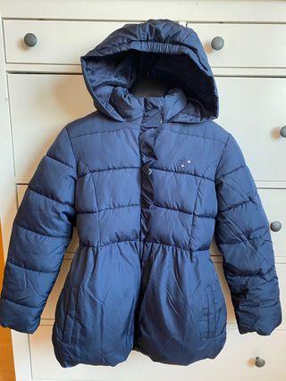 Abrigo de invierno para chica