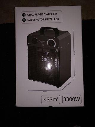 Calefactor de Taller, Industrial 3300